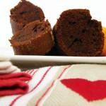 Gâteau au chocolat et à la fleur de sel