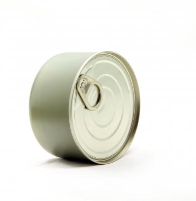 conserve d'aluminium