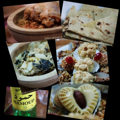 spécialités algériennes