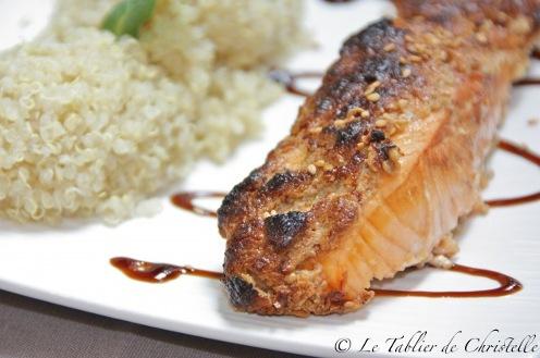 saumon-en-croute de sésame