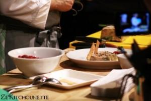 terrine foie gras truffe et citron vert