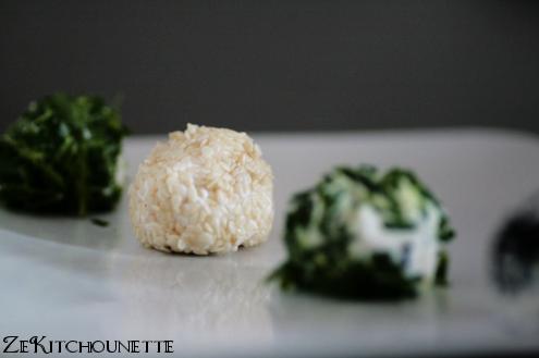 boule au fromage