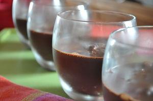crème mascarpone au chocolat