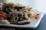 riz sauvage végétarien
