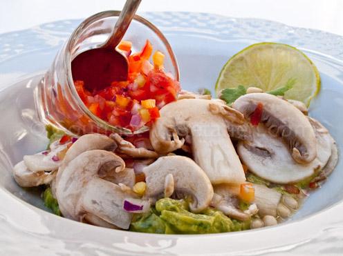 Ceviche Vegan