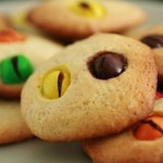cookies m&amp;m's