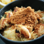 poulet speculoos et chou yougoslave
