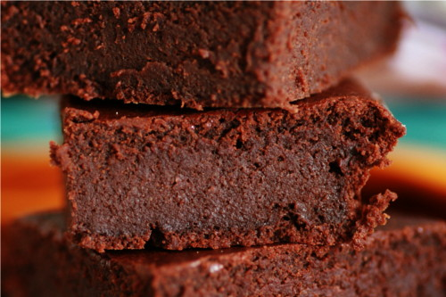 brownie sans beurre