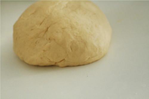 boule de pâte briochée