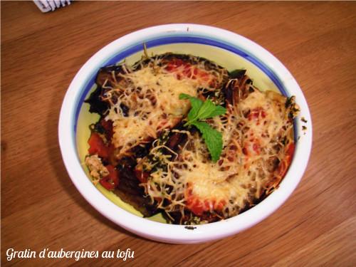 parmigiana aux aubergines version végétarienne