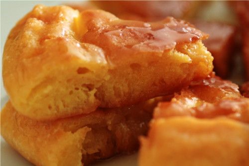 mchoucha : omelette au miel
