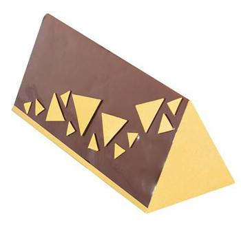 buche triangulaire