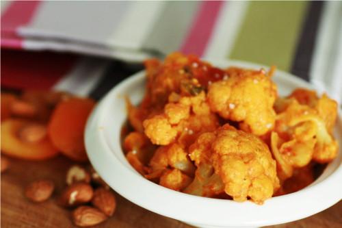 curry chou fleur et poulet 2