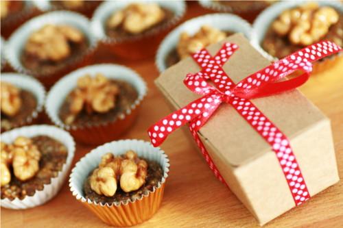 palets aux noix et figues pour offrir