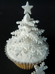 sapin blanc - christmas tree white