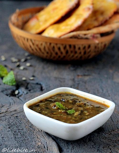daal lentilles et galettes croustillantes recette végétarienne