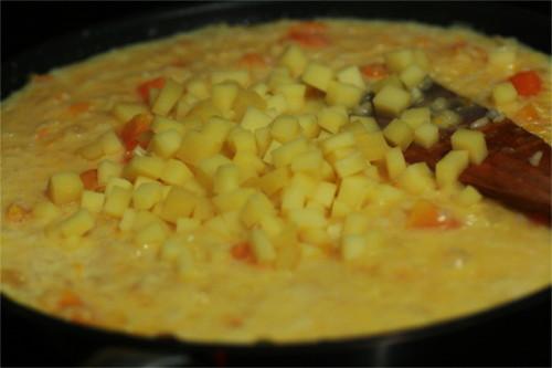 risotto potiron comté potimaron végétarien