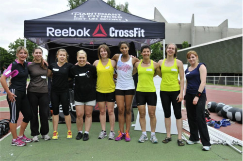 championnat crossfit france 2012