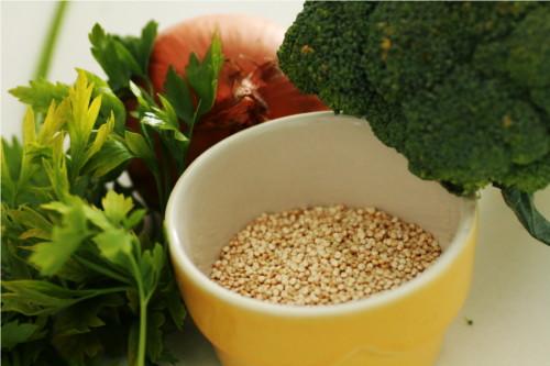 ingrédients gratin brocoli
