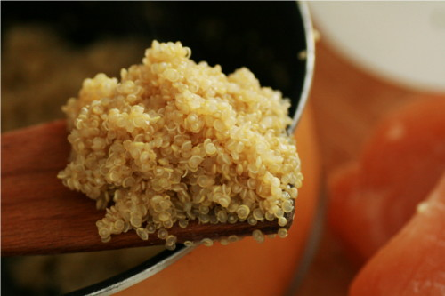 quinoa cuit