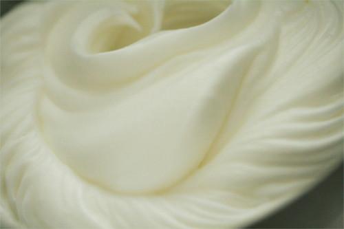 blanc d'oeuf en neige