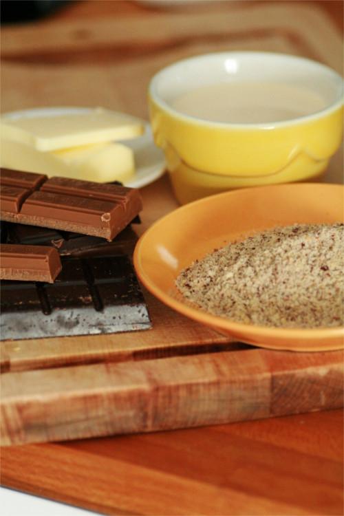 ingrédients nutella maison