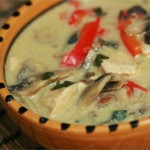 soupe thai poulet paleo