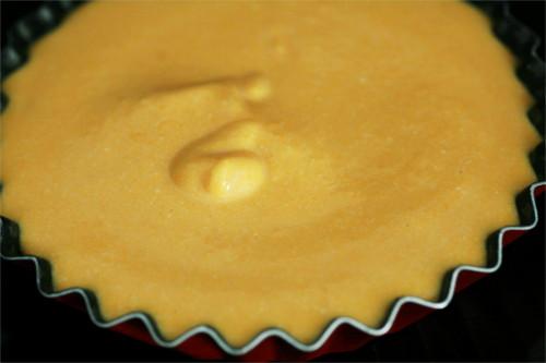 cheesecake potiron carotte