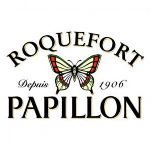 papillon roquefort logo