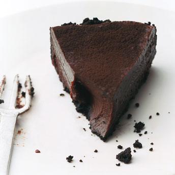 tarte choco truffe