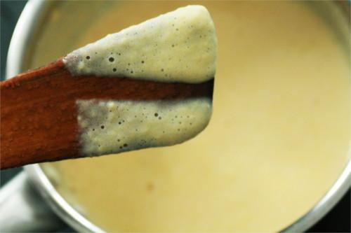crème anglaise cuite