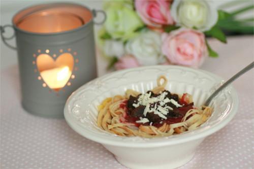 bolognaise de fraises