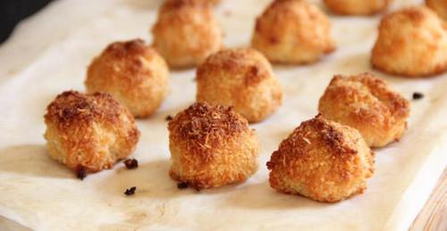 macarons noix de coco paléo