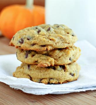 paleo cookie au potiron