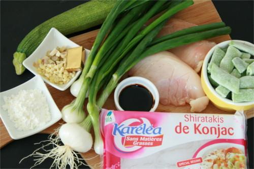 bouillon chinois ingrédients
