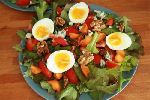 salade d'été presque paléo