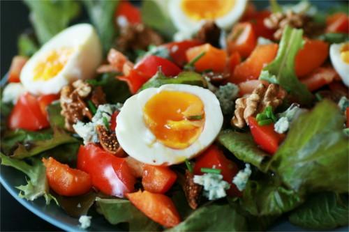 Salade d 39 t primale zekitchounette for Eliminer les vers des salades