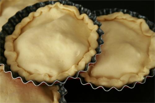 pâte feuilletée tatin