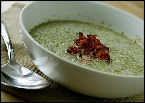 broccoli soupe
