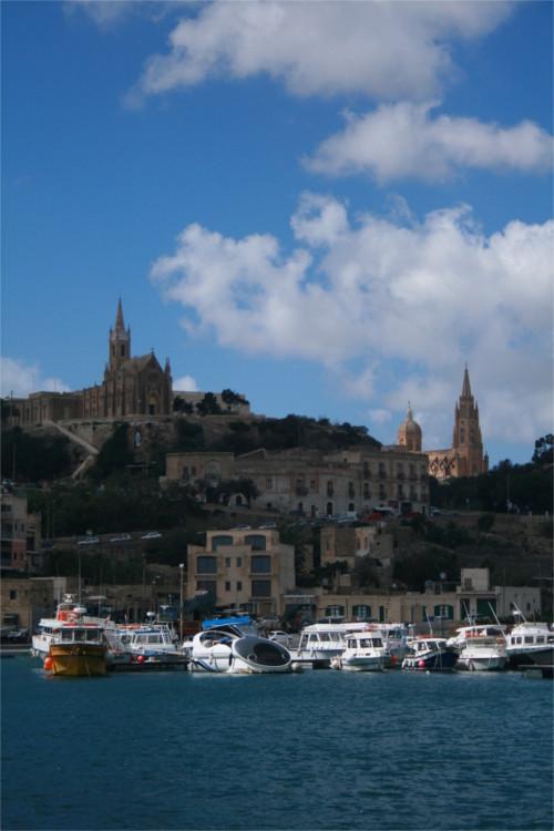 Port de Gozo