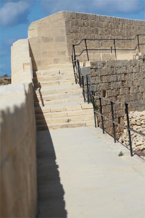 Citadelle à Victoria (Gozo)