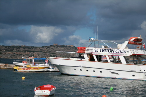 le triton saint paul's bay