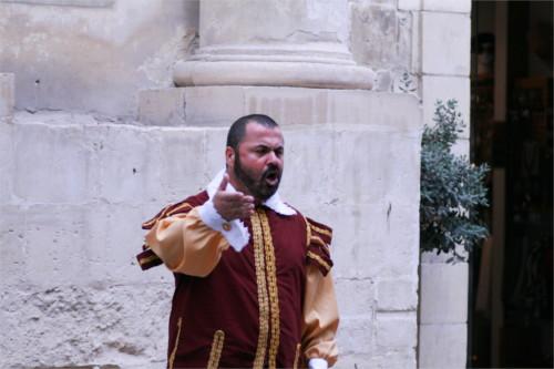 Chanteur d'opéra