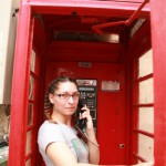 Les cabines téléphoniques