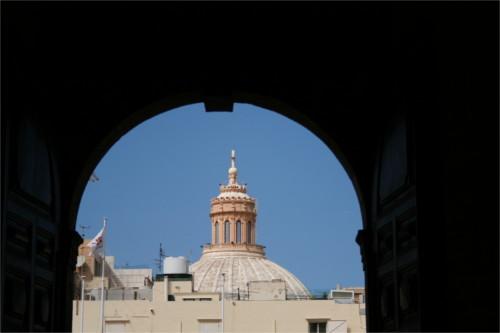dôme de la cathédrale