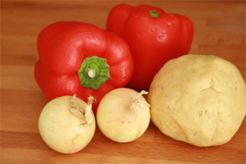 empanadas ingrédients