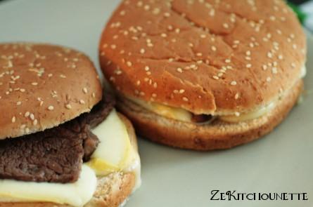 hamburger reblochon