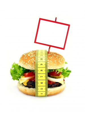 hamburger au régime