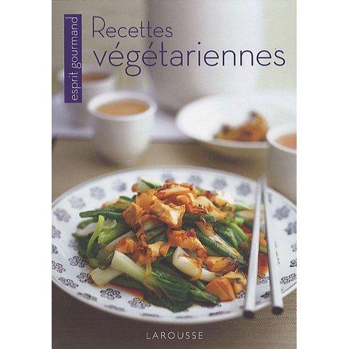 Recettes végétariennes de Larousse | Zekitchounette