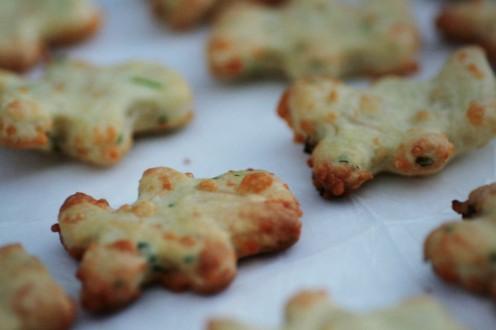 crackers apres four